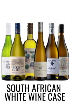SOUTH AFRICAN White Wine Selection Case from Lekker Wines