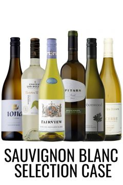 Sauvignon Blanc Wine selection case from Lekker Wines