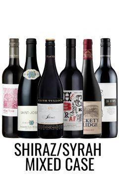 Shiraz/Syrah Mixed case from Lekker Wines