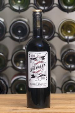 Showdown Man With The Ax Cabernet Sauvignon from Lekker Wines