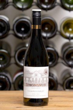 Simonsvlei Premier Selection Chardonnay from Lekker Wines