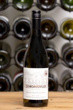 Simonsvlei Premier Selection Sauvignon Blanc from Lekker Wines