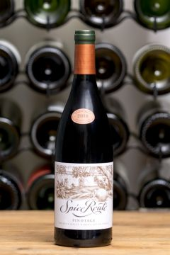 Spice Route Pinotage from Lekker Wines