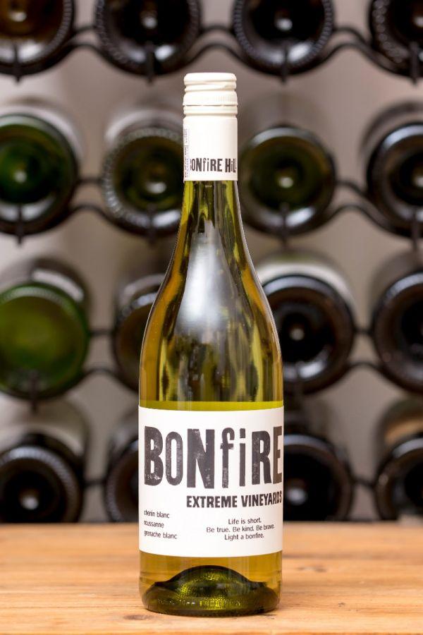 Bonfire Hill Extreme Vineyards white from Lekker Wines