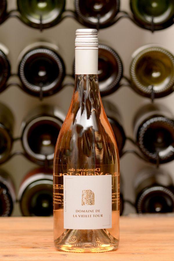 Domaine de la Vieille Tour Côtes de Provence Rosé  from Lekker Wines