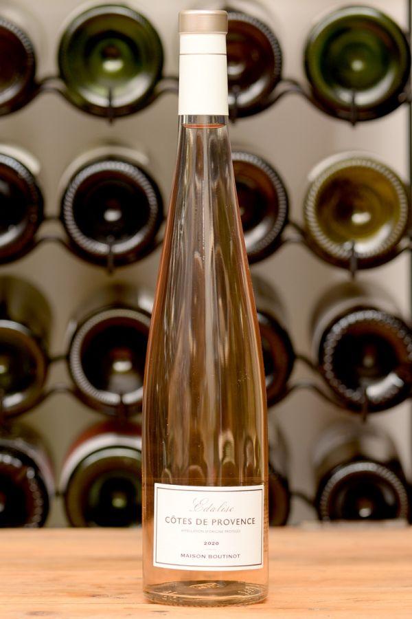 Maison Boutinot Cuvée Edalise, Côtes de Provence Rosé from Lekker Wines