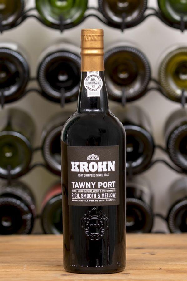 Krohn Tawny port from Lekker Wines