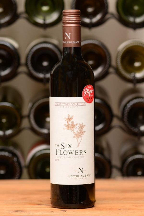 Neethlingshof Estate The Short Story Collection The Six Flowers from Lekker Wines