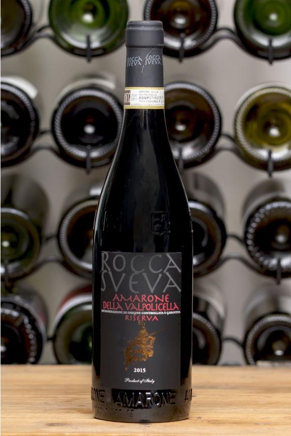 Rocca Sveva Amarone della Valpolicella Riserva from Lekker Wines