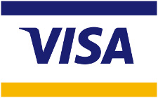 Lekker Wines accepts Visa Credit and Debit Cards